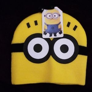 Despicable me stocking cap